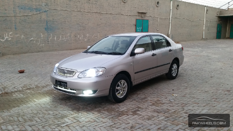 toyota corolla gli 1 3 vvti 2006 for sale in sahiwal pakwheels. Black Bedroom Furniture Sets. Home Design Ideas