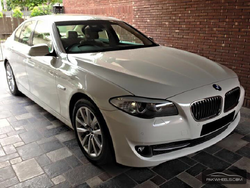 Bmw 5 Series 520d 2011 For Sale In Lahore Pakwheels
