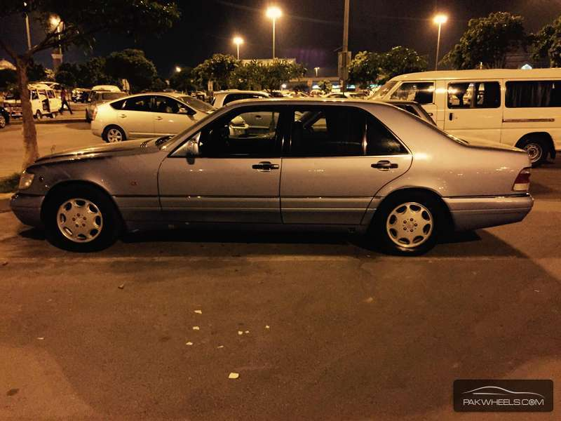 Mercedes benz s class s 320 1995 for sale in lahore for 1995 mercedes benz s class