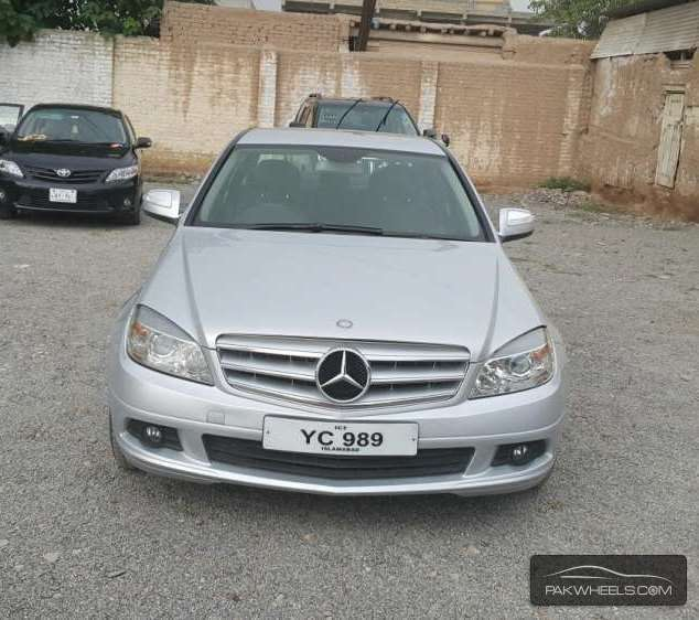 Used mercedes benz c class c 180 komp 2008 car for sale in for 2008 mercedes benz c class c300 for sale