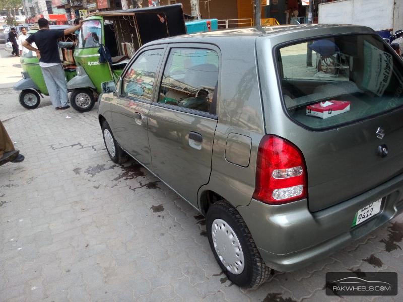 Suzuki Alto VXR (CNG) 2011 Image-6