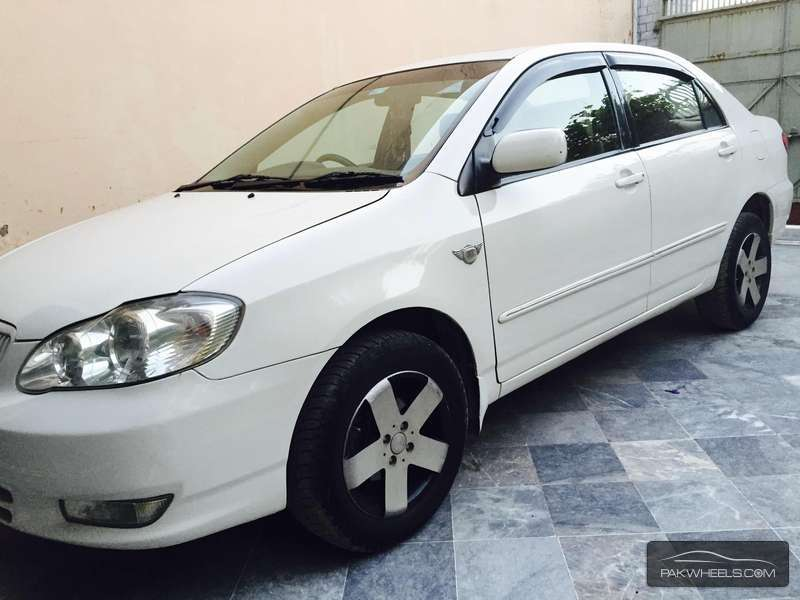 used toyota corolla xli 2006 car for sale in gujrat 1147882 pakwheels. Black Bedroom Furniture Sets. Home Design Ideas