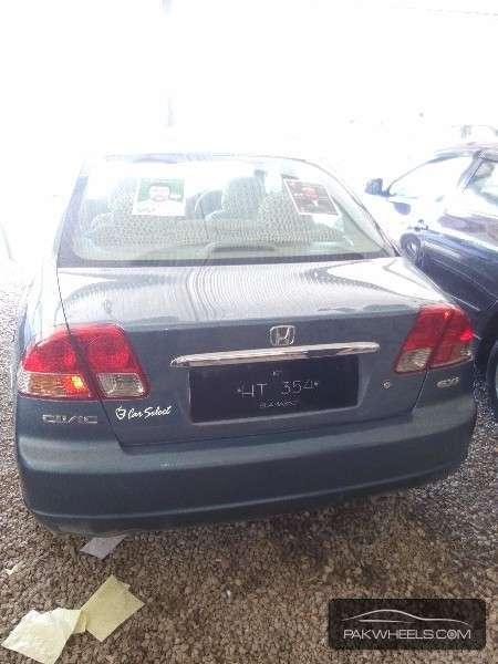 Honda Civic EXi 2004 Image-4