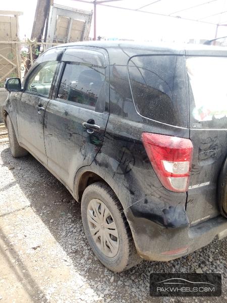 Toyota Rush X 2008 Image-3