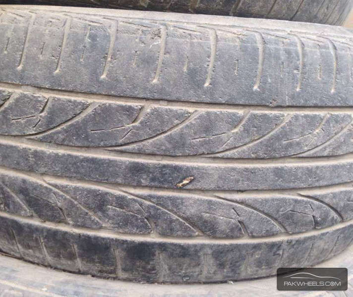 Used tyre 13 size / 15 Size  Available for sale Image-1
