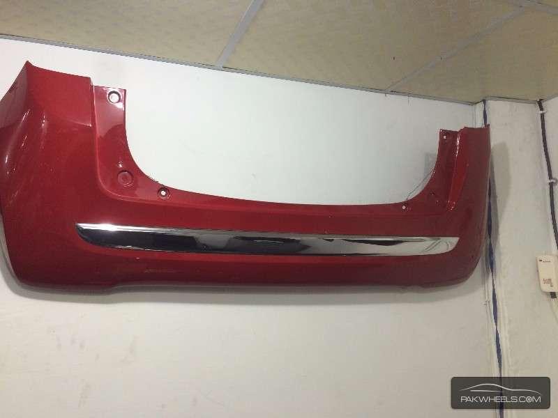 Honda N one back bumper For Sale Image-1