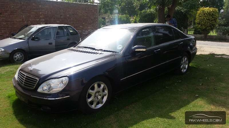 Mercedes benz s class s 320 2001 for sale in lahore for 2001 mercedes benz s500 for sale