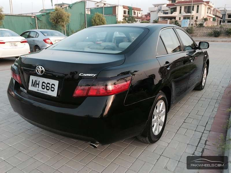 used toyota camry g four limited edition 2007 car for sale. Black Bedroom Furniture Sets. Home Design Ideas