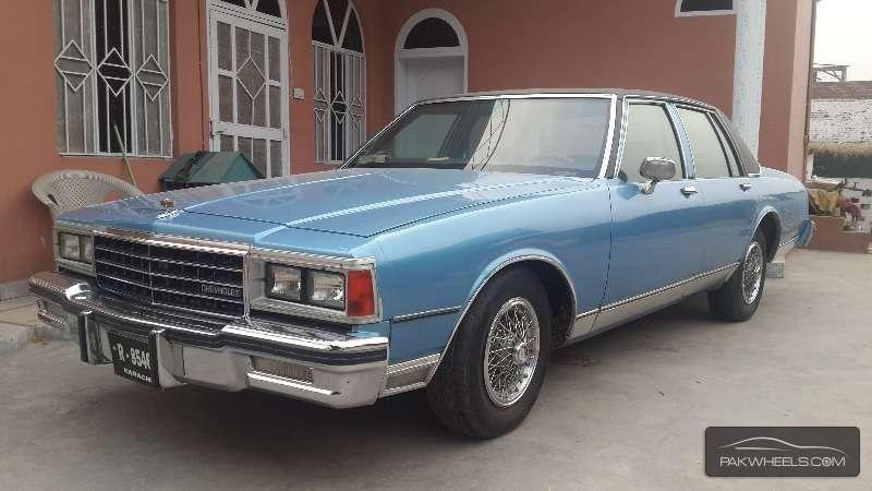 Chevrolet Caprice 1983 Image-9