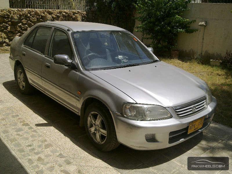 Honda City EXi 2002 for sale in Karachi   PakWheels