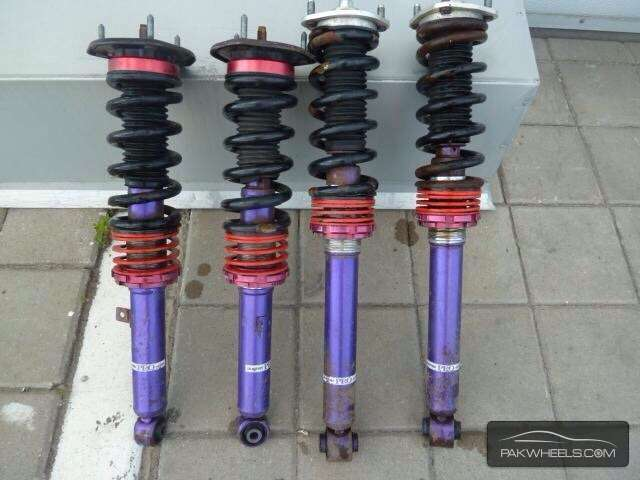 Coilovers for CL9 TANABE SUSTEC PRO For Sale Image-1