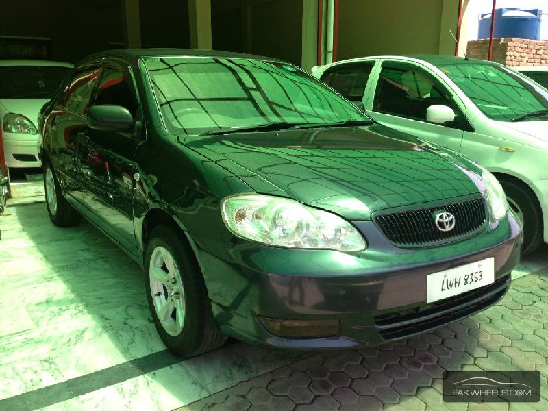 Toyota Corolla GLi 1.3 2006 Image-3
