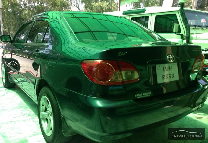 Toyota Corolla GLi 1.3 2006 Image-4