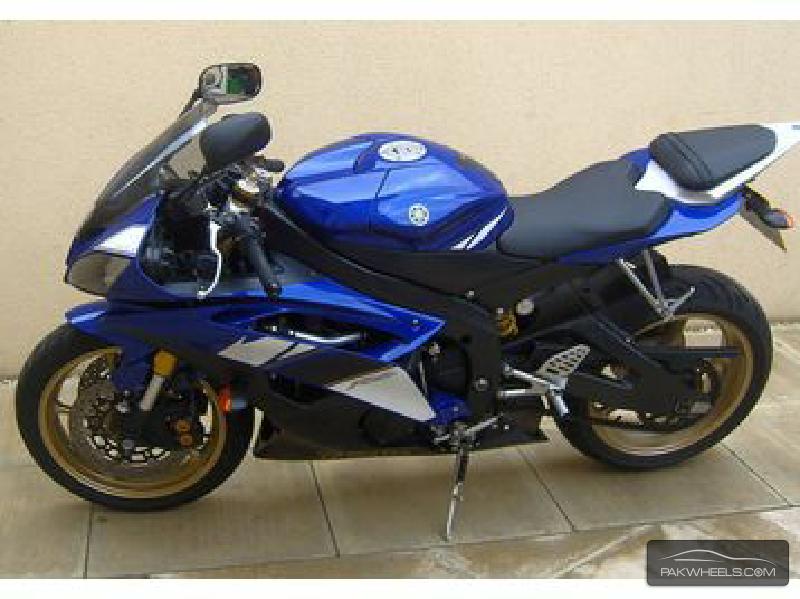 used yamaha yzf r6 2008 bike for sale in karachi 138883 pakwheels. Black Bedroom Furniture Sets. Home Design Ideas
