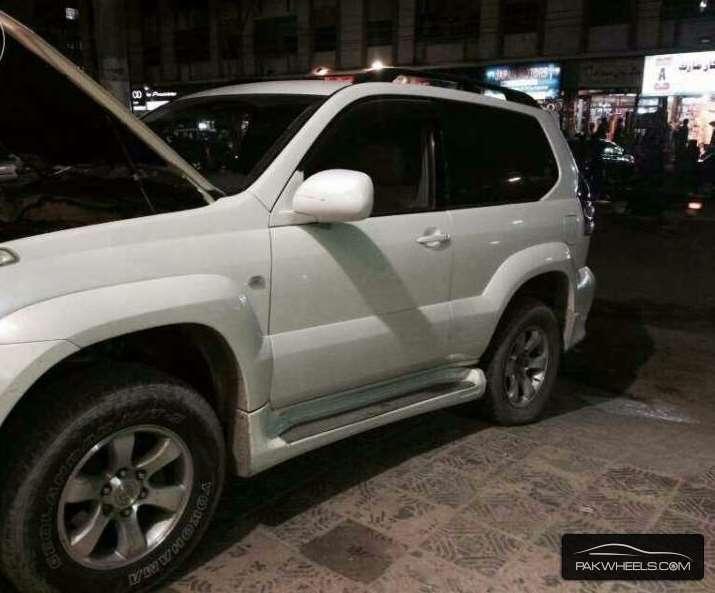 3 Door Prado For Sale In Pakistan | Autos Post