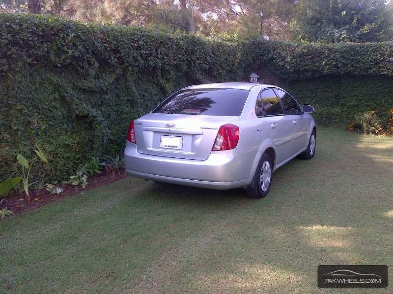 Chevrolet Optra 1.6 Automatic 2005 Image-5