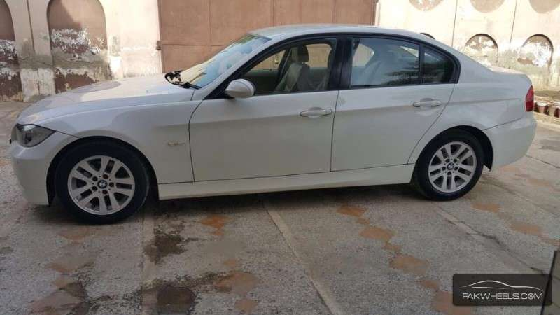 Bmw 3 Series 320d 2007 For Sale In Lahore Pakwheels