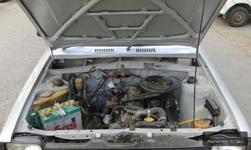 Toyota Starlet 1980 Image-3