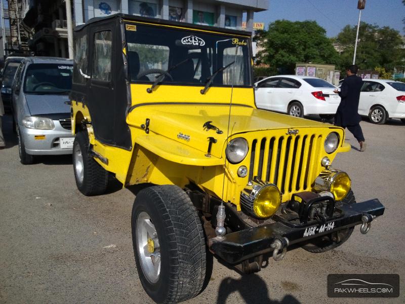 Jeep M 151 1960 Image-1