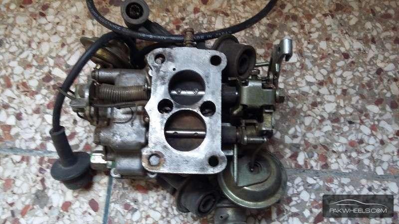 Toyota Corolla 1982 Genuine Carburetor For Sale Image-1