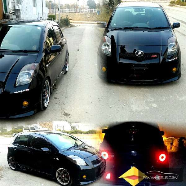 toyota vitz rs 1 5 2006 for sale in islamabad pakwheels