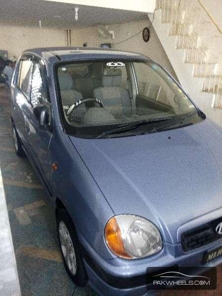 Hyundai Santro Club GV 2005 Image-2