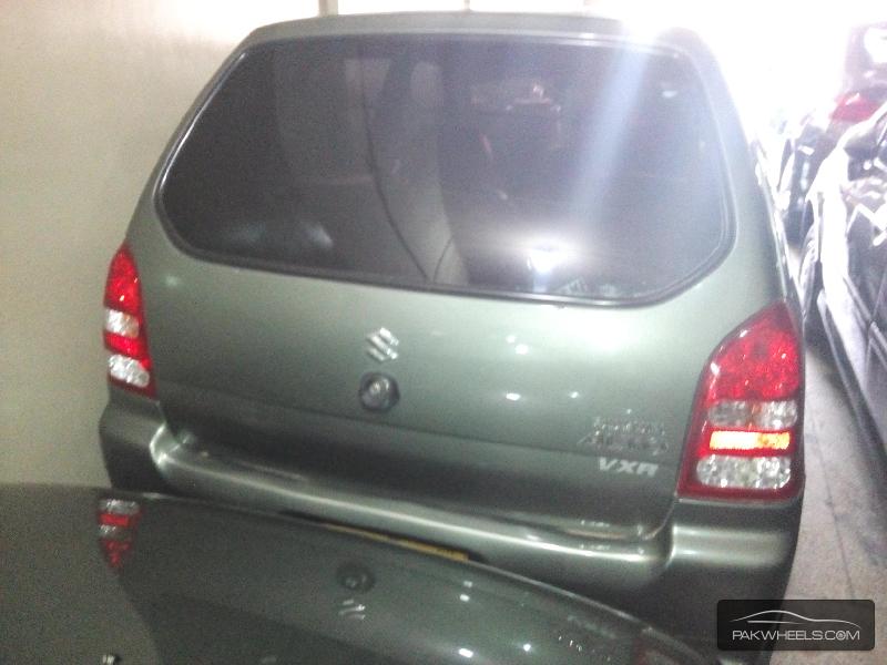 Suzuki Alto VXR 2011 Image-7