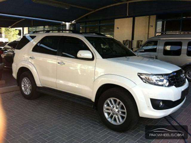 Used Toyota Fortuner Trd Sportivo 2015 Car For Sale In