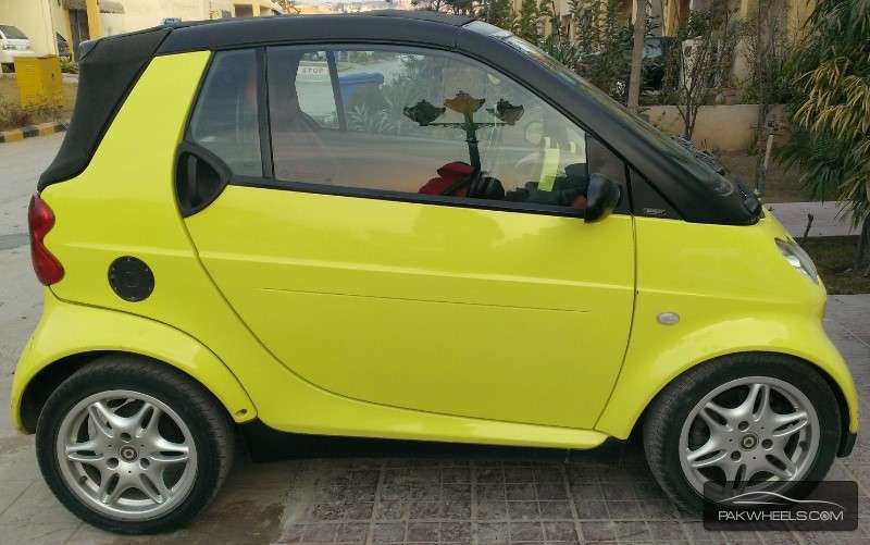 Mercedes benz smart 2005 for sale in islamabad pakwheels for Mercedes benz smart car for sale