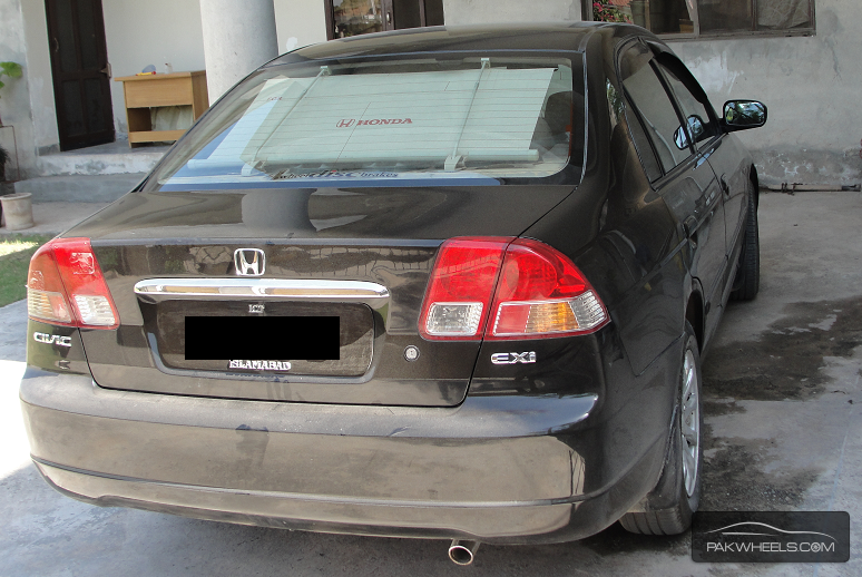 Honda Civic EXi 2006 Image-3