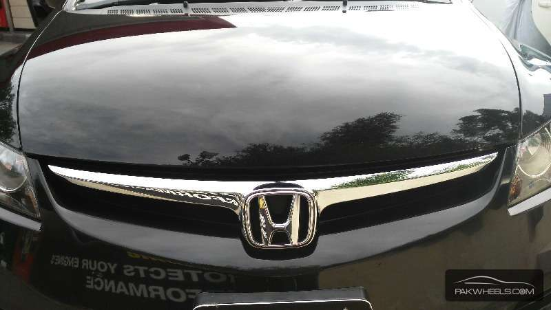 Honda Civic VTi 1.8 i-VTEC 2012 Image-3