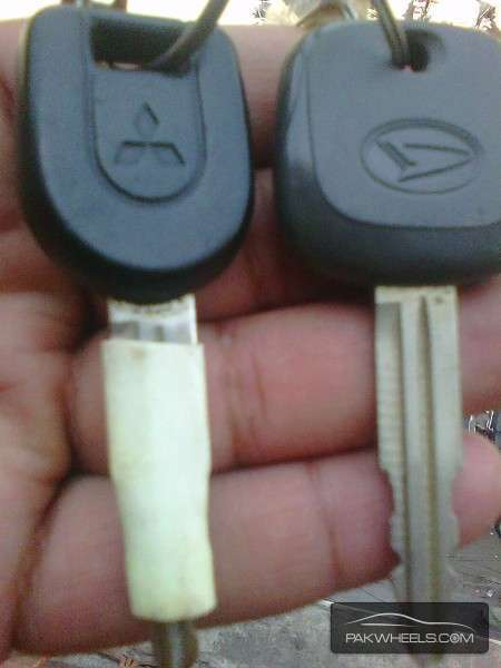 Mitsubishi & Daihatsu Original Unused Key For Sale Image-1