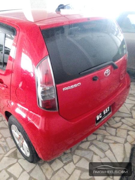 Toyota Passo 2007 Image-4