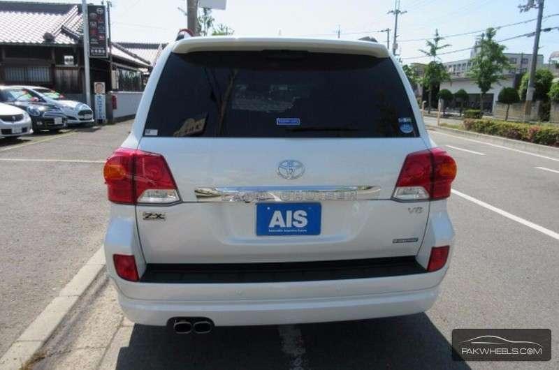 Toyota Land Cruiser ZX 2013 Image-5