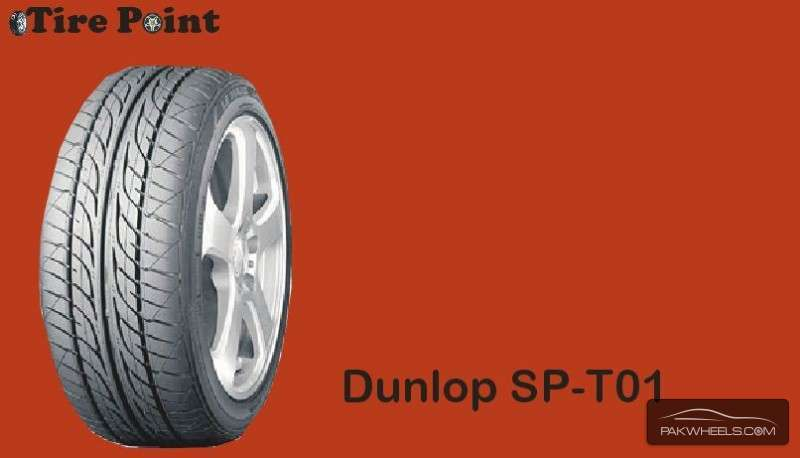 205-60-R16 Dunlop SP-T01 For Sale Image-1