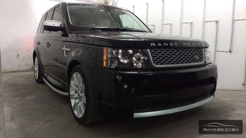 range rover sport supercharged 4 2 v8 2008 for sale in. Black Bedroom Furniture Sets. Home Design Ideas