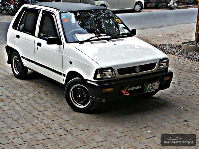 Suzuki Mehran Used For Sale In Lahore
