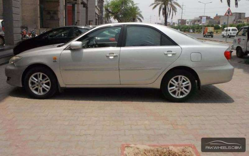 Toyota Camry UpSpec Automatic 24 2005 for sale in Lahore  PakWheels