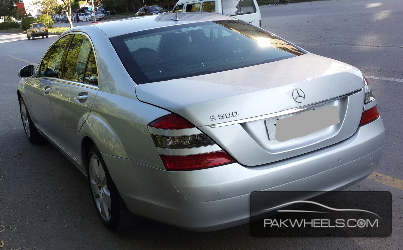 Mercedes Benz S Class S350 2007 Image-1