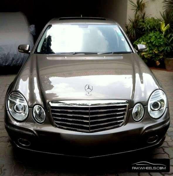 Mercedes benz e class e200 2007 for sale in karachi for 2007 mercedes benz e350 for sale