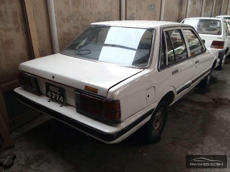 Mitsubishi Shogun 1987 Image-3