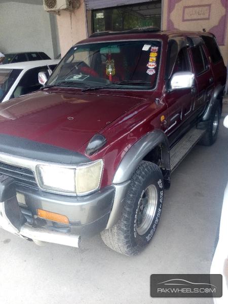 Toyota Surf SSR-G 3.4 1992 Image-3
