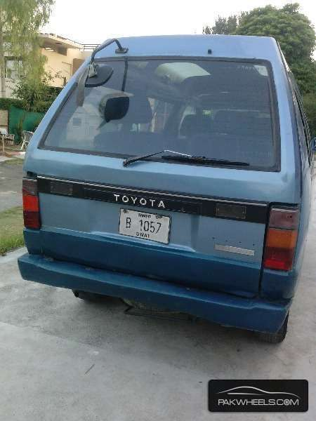 Toyota Town Ace 1986 Image-8