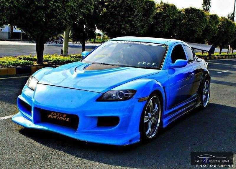 Mazda Rx8 Type S 2006 For Sale In Islamabad Pakwheels