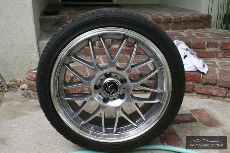 "ARTHUR EXCHANGE 18"" rims For Sale Image-1"