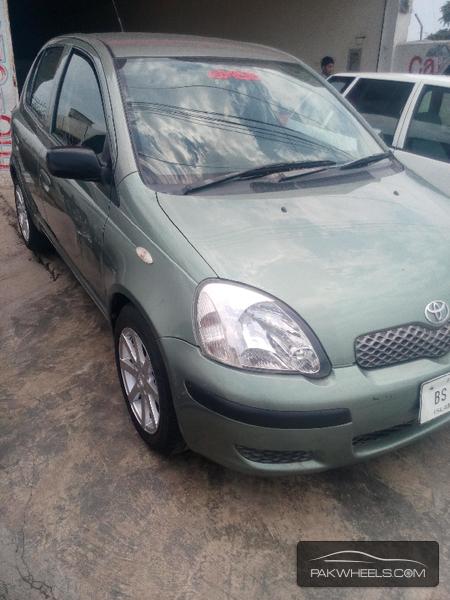 Toyota Yaris 2003 Image-3