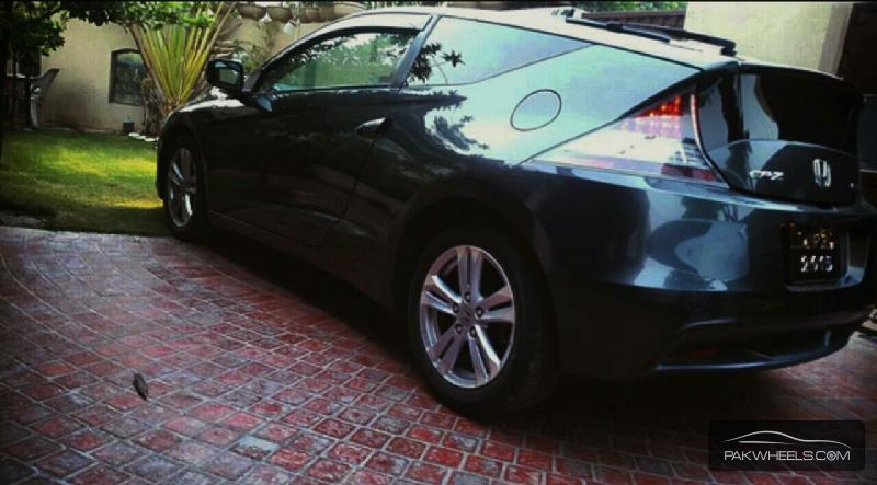 Honda CR-Z Sports Hybrid Base Grade (Metallic Color) 2011 Image-3