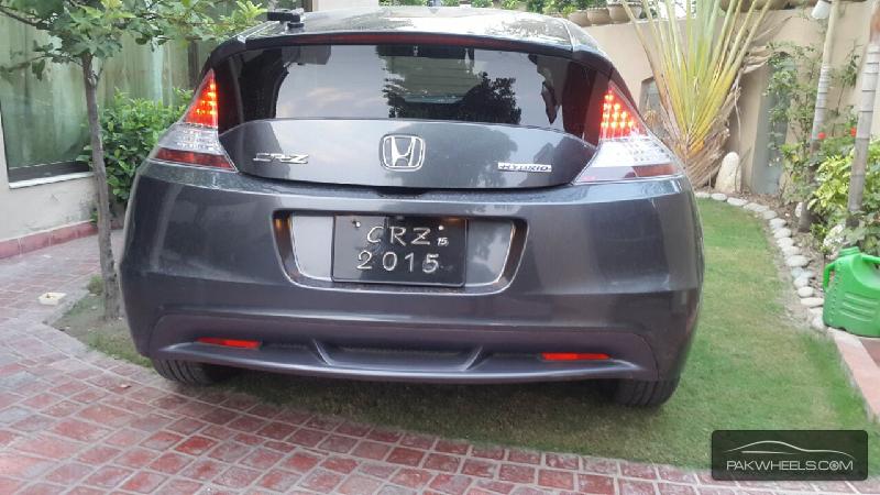 Honda CR-Z Sports Hybrid Base Grade (Metallic Color) 2011 Image-7
