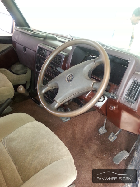 Nissan Patrol 4.2 SGL 1989 Image-7