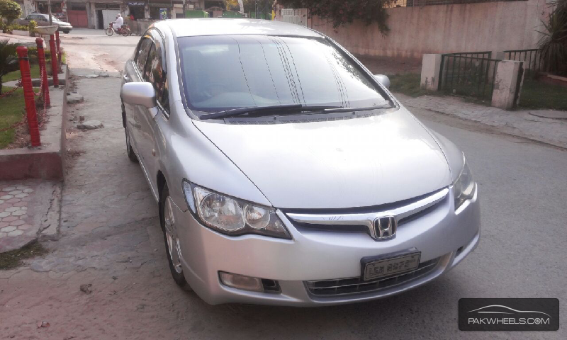 honda civic vti 1 8 i vtec 2006 for sale in lahore pakwheels. Black Bedroom Furniture Sets. Home Design Ideas